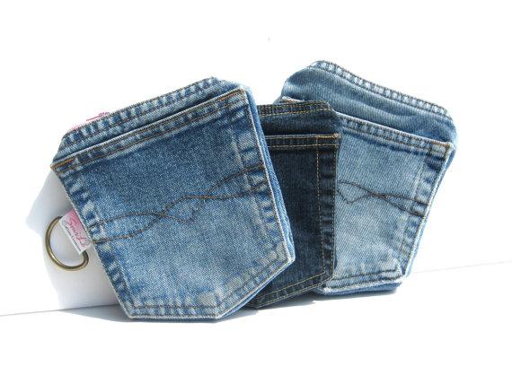 Recycler des jeans la rose noire - Que faire avec un vieux jean ...